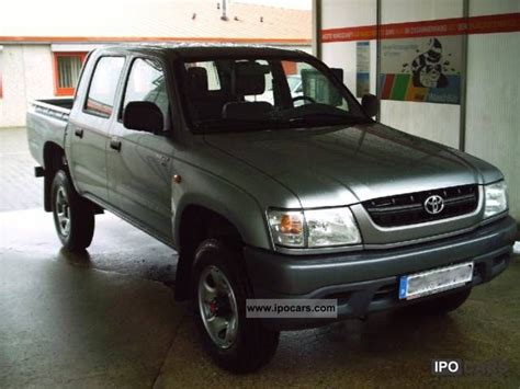 Toyota Hilux 2005 Toyota Hilux 2005 4 215 4