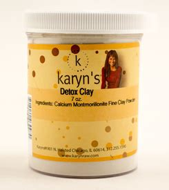 Karyn S Detox Program by Detox Clay