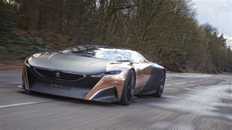 peugeot onyx top exclusive tg drives the peugeot onyx top gear