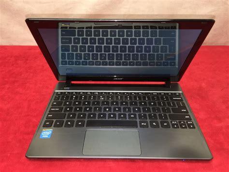 Notebook Acer Aspire One Q1vzc acer chromebook c710 2457 q1vzc laptop intel mfg 2013 buya