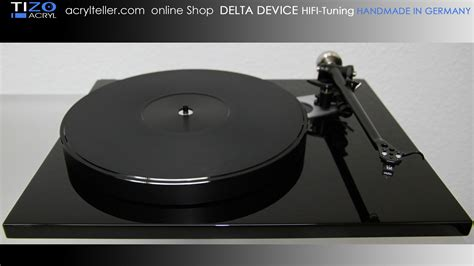 Turntable Rega Rp6 rega rp6 turntable dd acrylic platter black puck phono