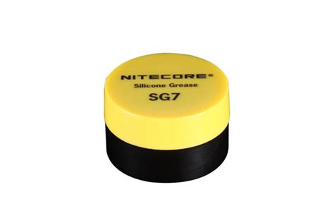 Nitecore Silicone Grease For Flashlights Sg7 No Color nitecore sg7 silicone grease for flashlight maintenance smooth helical gear ebay