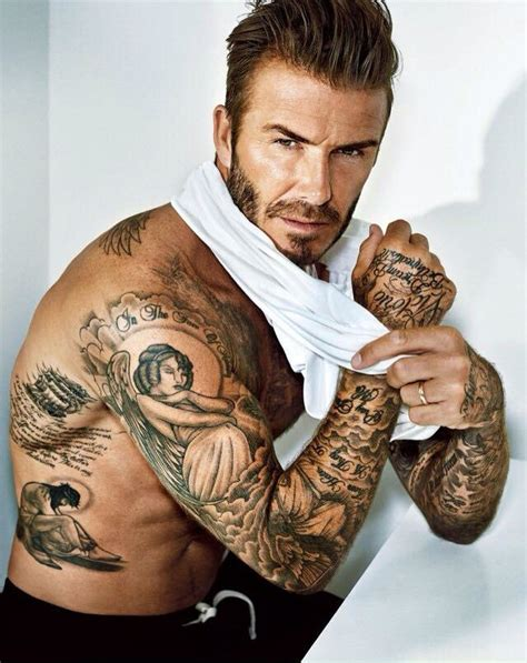 david beckham tattoo david beckham david beckham beckham