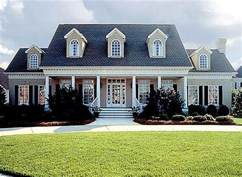 southern home house plans southern house plans with basements cottage house plans