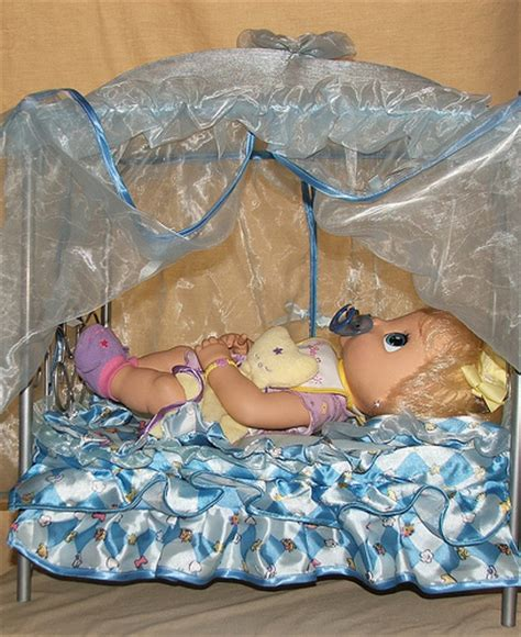 baby alive bed hasbro baby alive animated doll in bed 5 flickr photo
