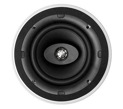 High Quality Ceiling Speakers by Kef Ci200cr High Quality Ceiling Speaker 125w