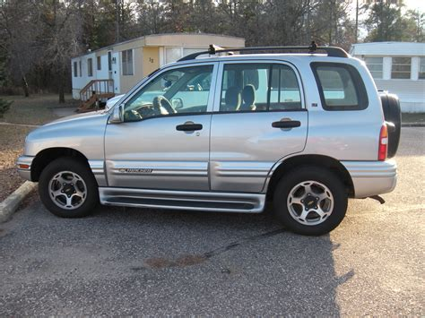 chevy tracker 2001 chevrolet tracker pictures cargurus