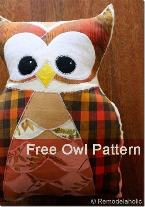 Cushion Pillow Designs by 25 Unique Owl Pillow Pattern Ideas On Owl