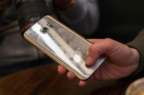 Caracteristique Appareil Photo Samsung S7 Edge by Test Samsung Galaxy S7 Notre Avis Cnet