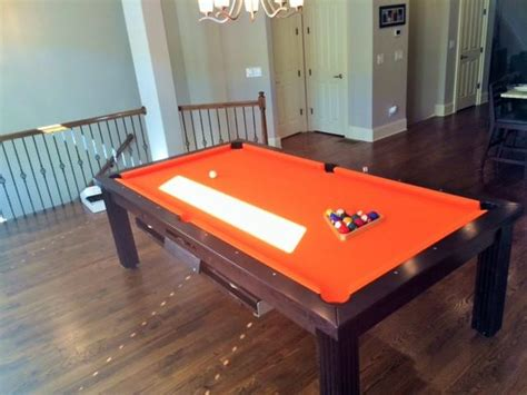 convertible dining room pool table dining room pool tables billiards table