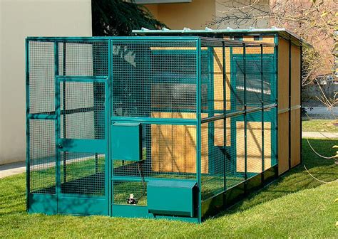 gabbie per polli da esterno bartok 2 pollaio con recinto terenziani