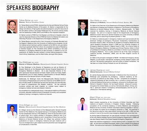 speaker bio template best photos of spiritual speaker template for bio sle