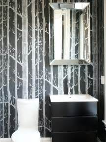 Rainforest Bathroom Wallpaper Small Bathroom Ideas