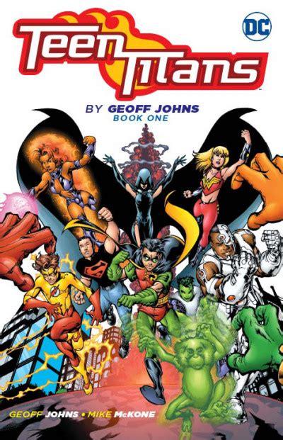 titans tp vol 1 teen titans vol 1 by geoff johns reviews at comicbookroundup com