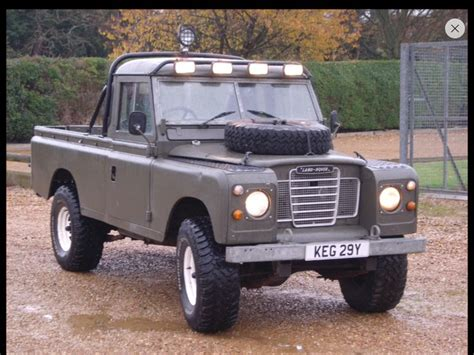 land rover series 3 landrover scout