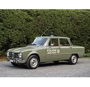 Of Course You Need An Alfa Romeo Giula Super Cop Car