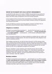Child Custody Letter Template by Child Custody Character Reference Letter Exle