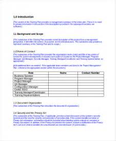 Software Plan Template by Plan 10 Free Pdf Word Documents