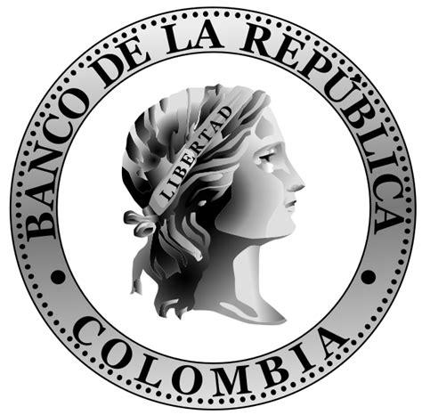colombia biograf a actividad cultural del banco de archivo banco de la rep 250 blica de colombia logo svg