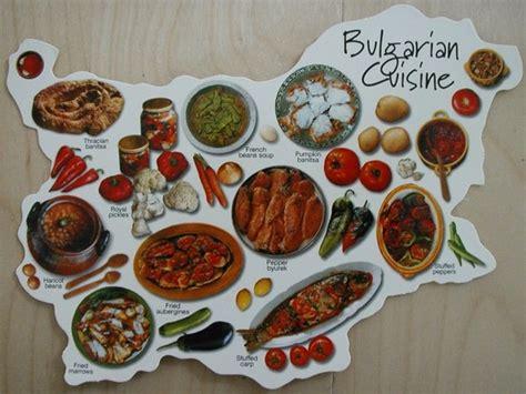 la cuisine bulgare guide bulgarie ideoz voyages