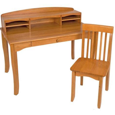 kidkraft large avalon desk honey all beauty secret