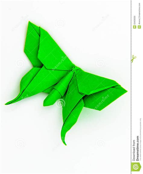 Origami Model - origami model stock photo image 53459330