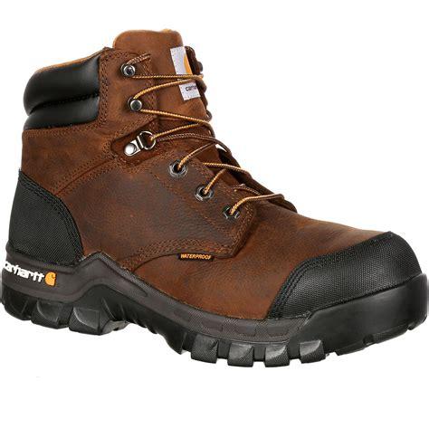 carhartt rugged flex carhartt rugged flex ct waterproof work boot cmf6380