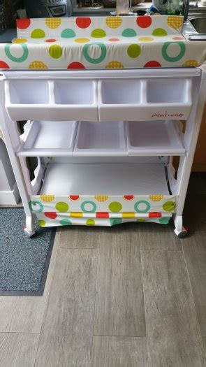 Changing Table And Baby Bath For Sale In Marino Dublin Baby Changing Tables For Sale