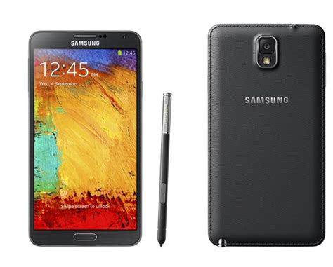Hp Samsung Not3 Di Malaysia galaxy note 3 features release date