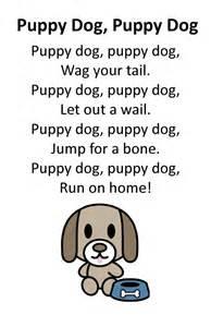 puppy song itty bitty rhyme puppy puppy itty bitty preschool programs