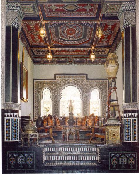 la d 233 coration int 233 rieure marocain salons traditionnels