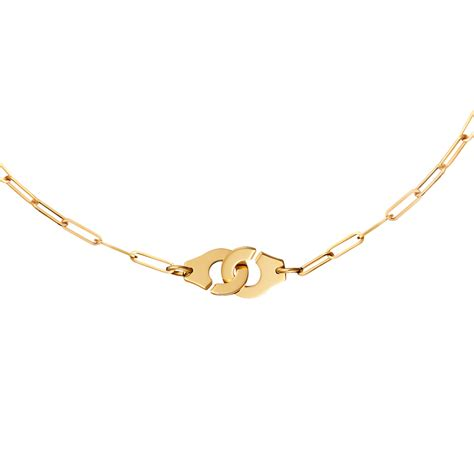 Menottes dinh van R10 necklace   Menottes dinh van   Collections   dinh van