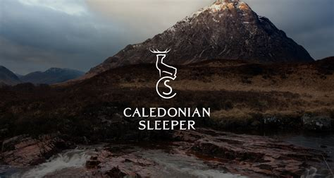Caledonian Sleeper Upgrade by Caledonian Sleeper Branding Weber Shandwick Design