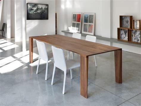 moderne holztische tisch aus massivholz f 252 r die moderne k 252 che idfdesign