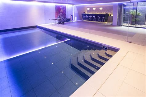 Lighting Floor Plan indoor swimming pool design showcase lspc