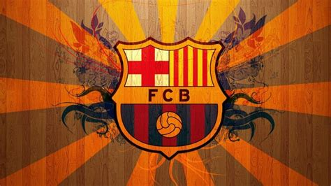 fc barcelona wallpaper widescreen fcb logo hd widescreen 2 hd wallpapers visual bucket
