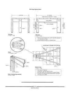 shooting range bench plans over 20 shooting bench plans planspin com diy woodworking plans