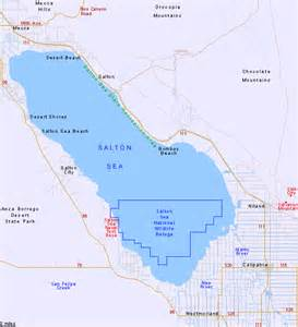 salton sea california weather