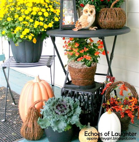 decorating outside for fall outdoor decor for fall decorating ideas