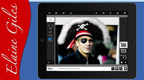 adobe photoshop layers tutorial adobe photoshop touch tutorial layers composite images