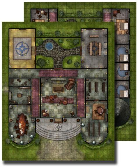 Log Lodge Floor Plans paizo com gamemastery flip mat pathfinder lodge
