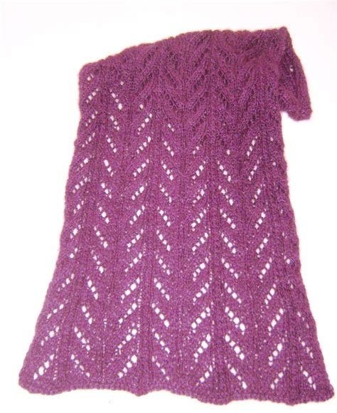 scarf patterns for beginners patterns gallery