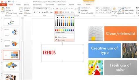 powerpoint templates 2013 eyedropper in powerpoint 2013 office 15