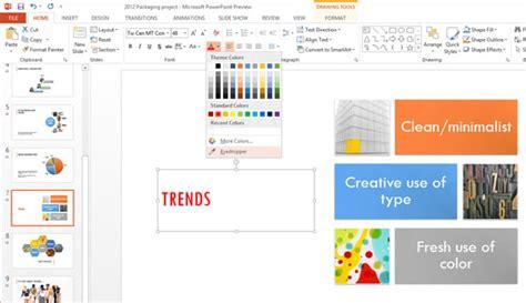 EyeDropper in PowerPoint 2013 (Office 15)