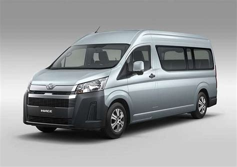 Toyota Hiace 2020 Japan by 2020 Toyota Hiace Photos Leak On The And They Re