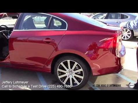 star volvo cars  baton rouge key features    volvo  youtube