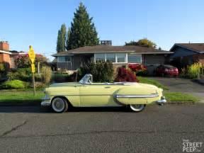 the peep 1954 chevrolet bel air convertible