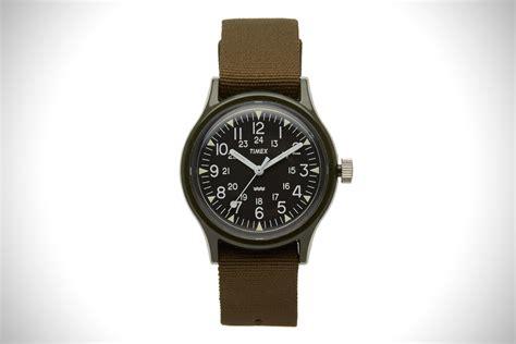 Rugged Watch Timex Camper Mk1 Ltd Edition Hiconsumption