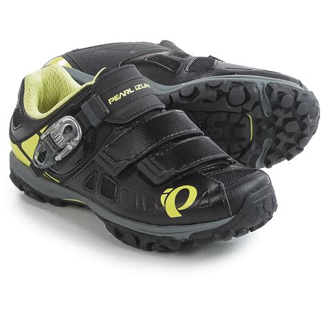 pearl izumi bike shoes pearl izumi x alp enduro iv mountain bike shoes for