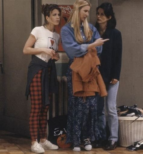 Best Friend S Wardrobe by 23 Wore On Friends In The 90s That We D